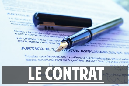 Le contrat type d'affacturage